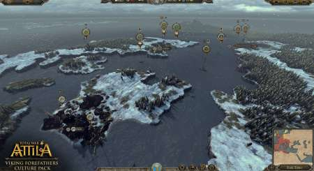Total War Attila Viking Forefathers Culture 4