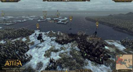 Total War Attila Viking Forefathers Culture 6