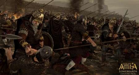 Total War Attila Longbeards Culture Pack 1