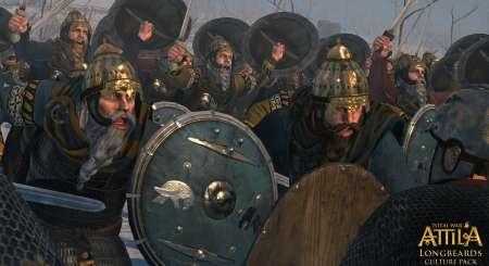 Total War Attila Longbeards Culture Pack 2