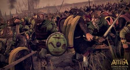 Total War Attila Longbeards Culture Pack 4