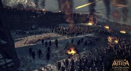 Total War Attila Longbeards Culture Pack 5