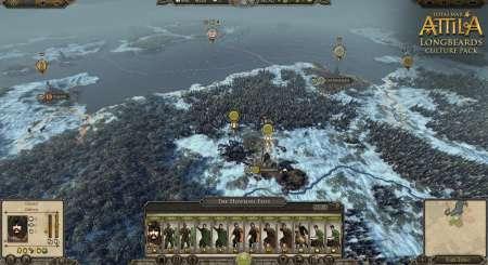 Total War Attila Longbeards Culture Pack 6
