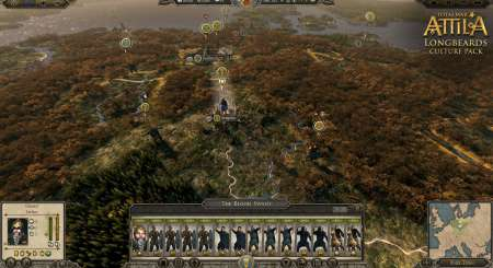 Total War Attila Longbeards Culture Pack 7