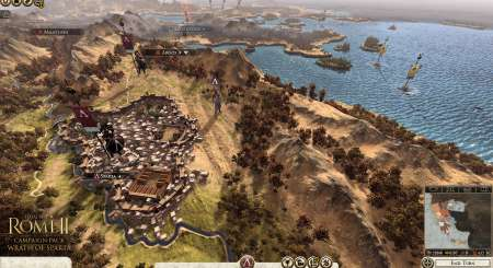 Total War ROME II Wrath of Sparta 1