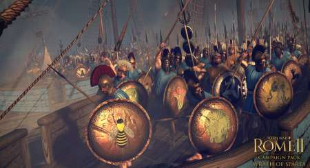 Total War ROME II Wrath of Sparta 2