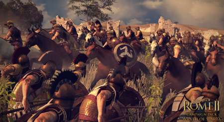 Total War ROME II Wrath of Sparta 3