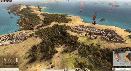 Total War ROME II Wrath of Sparta 4