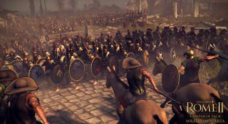 Total War ROME II Wrath of Sparta 5