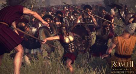 Total War ROME II Wrath of Sparta 6