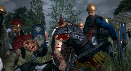 Total War ROME II Blood and Gore Pack 6