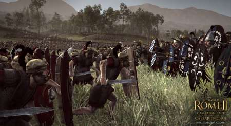 Total War ROME II Caesar in Gaul Campaign Pack 4