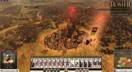 Total War ROME II Caesar in Gaul Campaign Pack 6