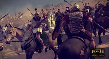 Total War ROME II Hannibal at the Gates 1