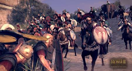 Total War ROME II Hannibal at the Gates 5