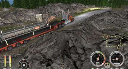 18 Wheels of Steel Extreme Trucker 2 5