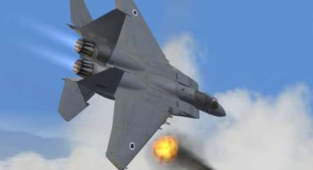 Combat Over Israel 2