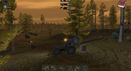 Dřevorubecký Simulátor 1