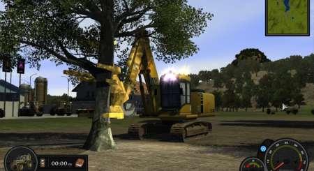 Dřevorubecký Simulátor 2 2