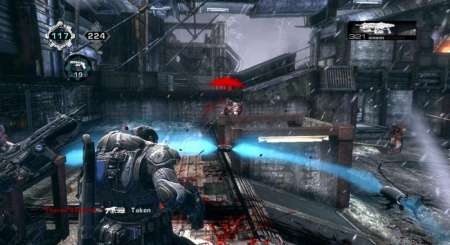 Gears of War II Xbox 360 2355