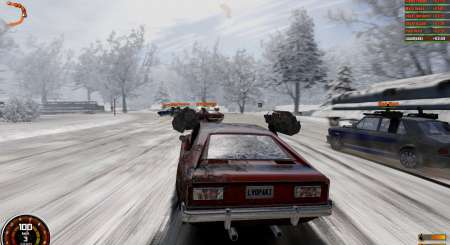 Gas Guzzlers Combat Carnage 5