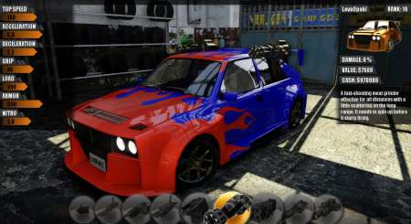 Gas Guzzlers Combat Carnage 7