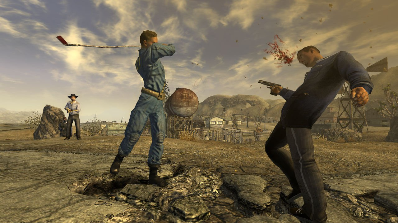 Fallout New Vegas Ultimate Edition 6