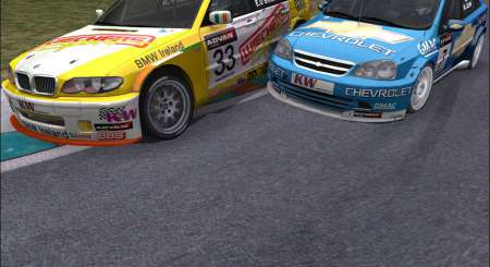 Race The WTCC Game 10
