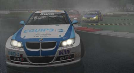 Race The WTCC Game 12
