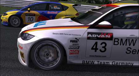 Race The WTCC Game 13