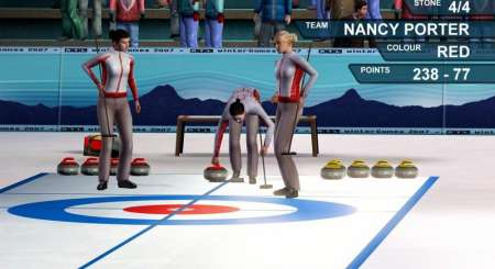 Winter Games 2007 2