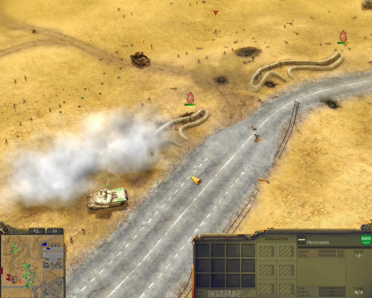 Warfare 4