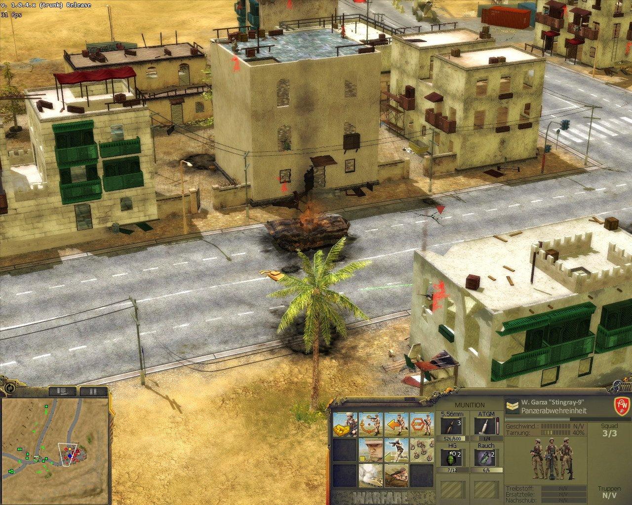 Warfare 5