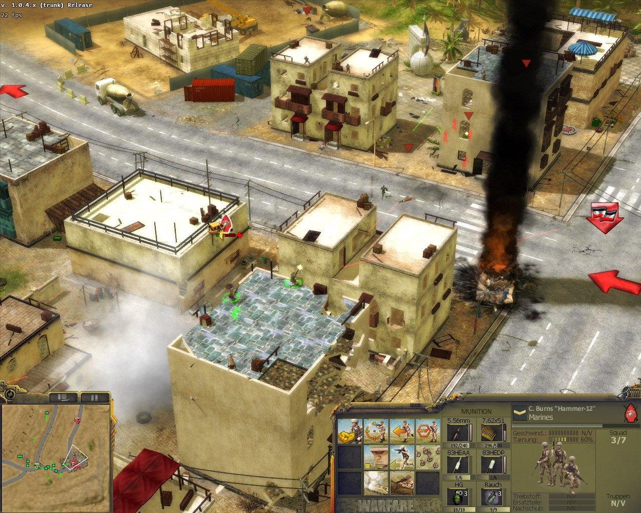Warfare 6