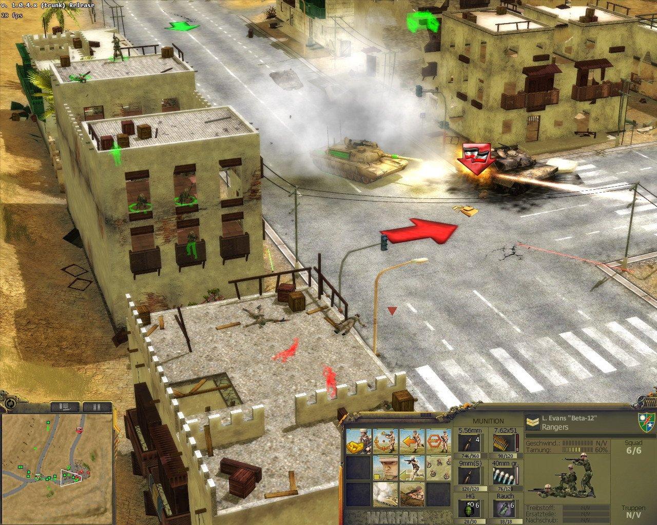 Warfare 7