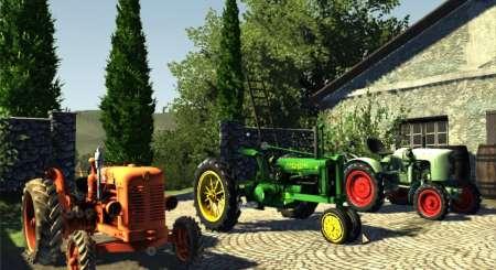 Traktor Simulátor Historické stroje 1