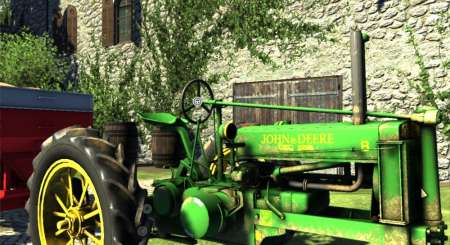 Traktor Simulátor Historické stroje 3