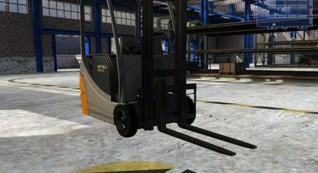 Simulátor skladu Vysokozdvižný vozík 1