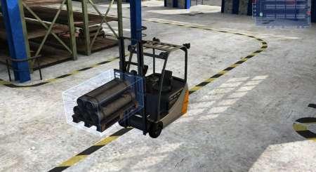 Simulátor skladu Vysokozdvižný vozík 2