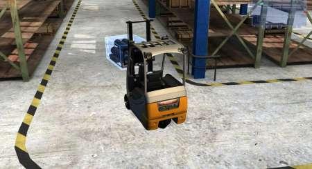 Simulátor skladu Vysokozdvižný vozík 3