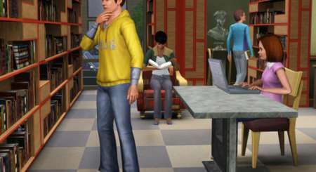 The Sims 3 Moje Městečko 2116