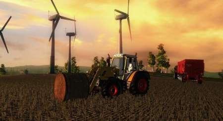 Traktor Profesionální farmář 1