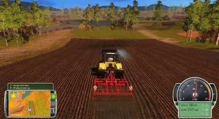 Traktor Profesionální farmář 2
