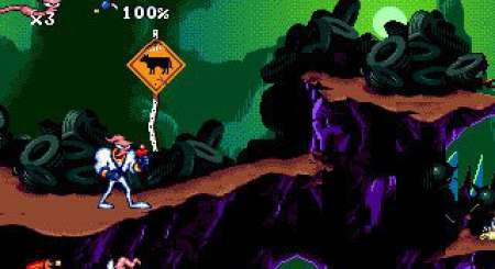 Earthworm Jim 1+2 The Whole Can 'O Worms 1