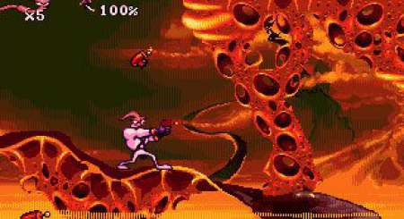 Earthworm Jim 1+2 The Whole Can 'O Worms 3