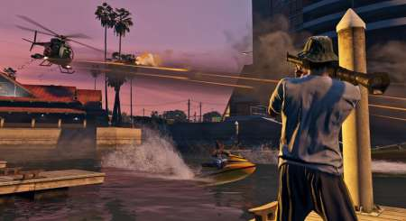 Grand Theft Auto V Online Tiger Shark Cash Card 200,000$ GTA 5 3