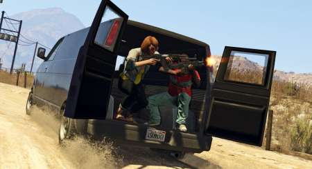 Grand Theft Auto V Online Tiger Shark Cash Card 200,000$ GTA 5 5