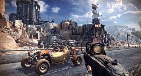 RAGE Wasteland Sewer Missions DLC 487