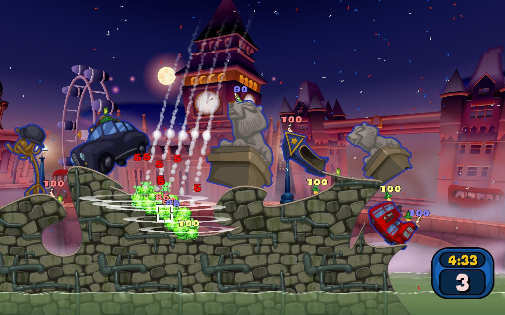 Worms Reloaded 8