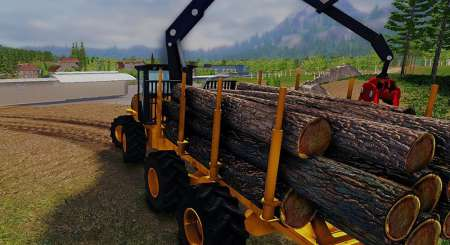 Dřevorubec 3 Profesionální dřevorubec 5